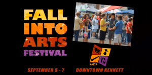 Fall Into The Arts Festival