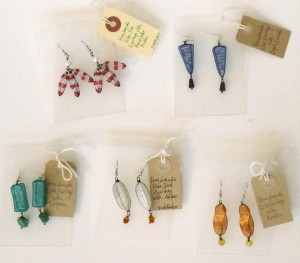 Kate Packer earrings