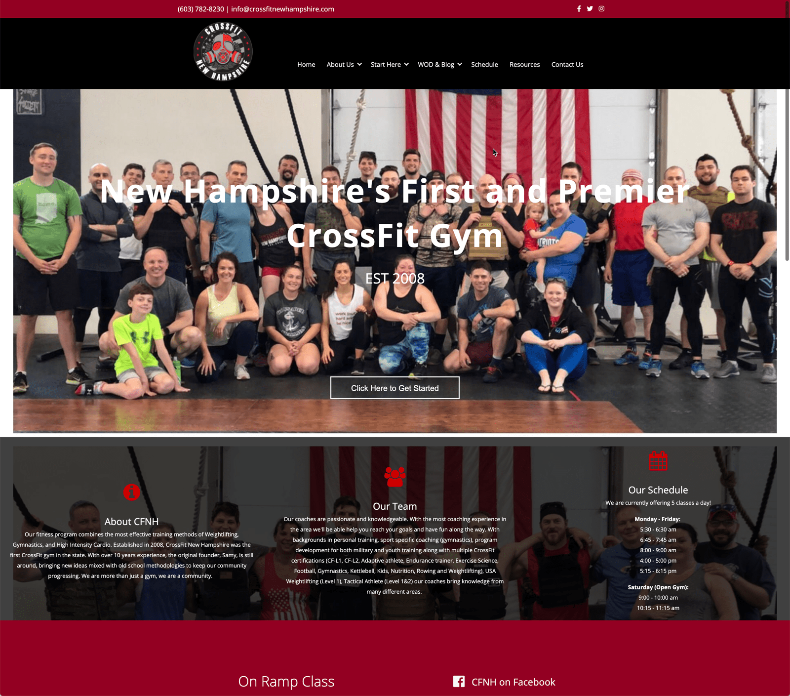 CrossFit New Hampshire