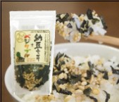 納豆ふりかけ+ベジタブル