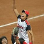 東京五輪に期待です!ソフトボール日本代表女子