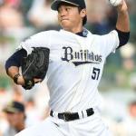 オリックス山田投手がプロ入り初勝利!!