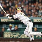 阪神タイガースドラフト1位近本選手ヤナセのバットでプロ初ホームラン!