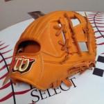 【ベースボールセレクト】6/17のPick up:Wilson 硬式 内野手用 グラブ DUAL WTAHWTDST!