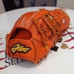 【ベースボールセレクト】8/29のPick up:YellStory 硬式 内野手用 グラブ SS006PK!