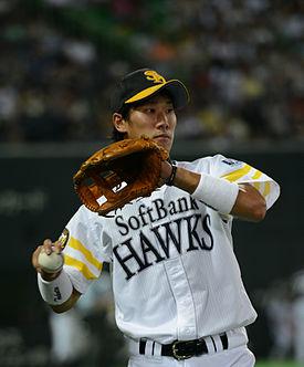 ソフトバンク 高田選手