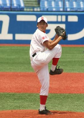 雪谷高校 坂本投手 ナイキ