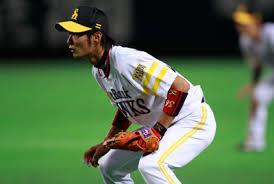 福岡ソフトバンクホークス 明石選手 ミット