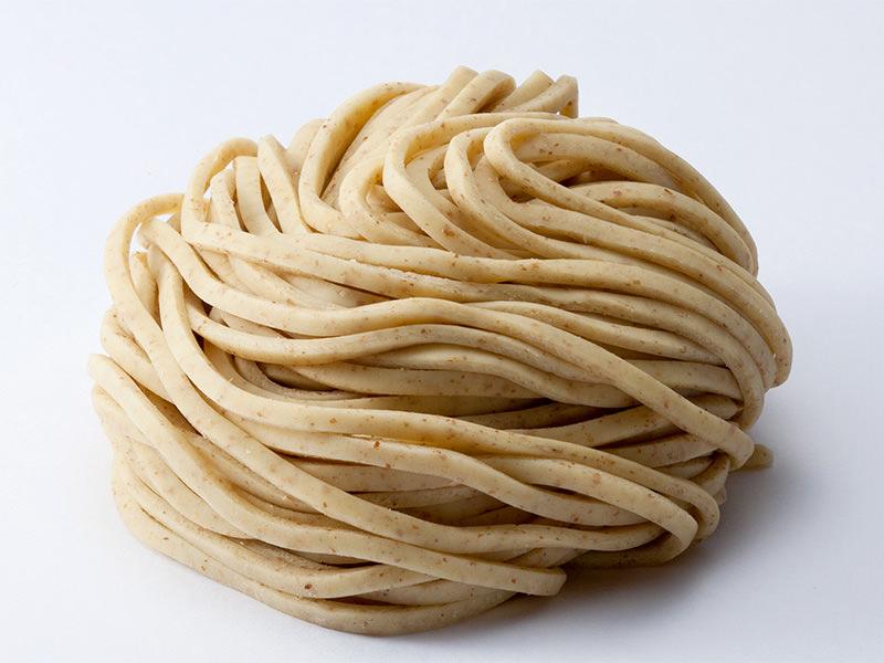 業務用生麺 ラーメン/中華麺/つけ麺 極太麺/つけ麺 MZ#10(全粒粉入)