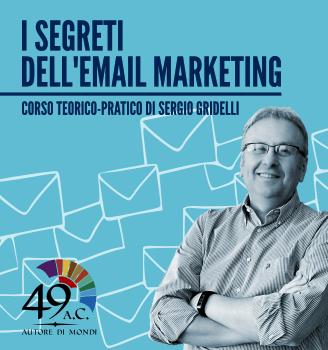 "Corso ""I segreti dell'email marketing"""