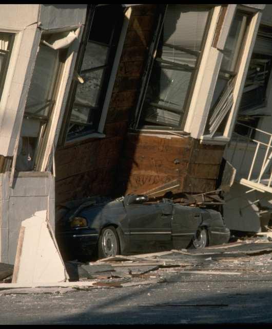 25 Years Since Loma Pieta Earthquake. Photo: J.K. Nakata, USGS, Public Domain.
