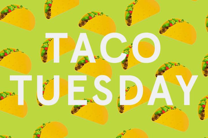 (Yes, those are taco emojis.)