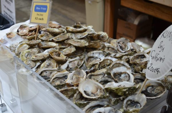 Variety of Oysters for only $2.00!