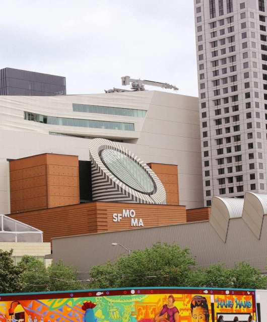 SFMOMA. Photo: Jacob Mandel, 49Miles.com.