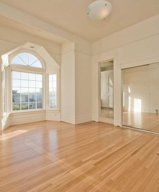 Master Suite at 3962 Clay Street, San Francisco. Photo: Bill Mar, JODI Group Real Estate.