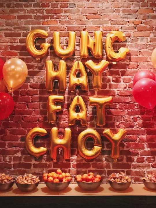 """""""Gung Hay Fat Choy!"""""""