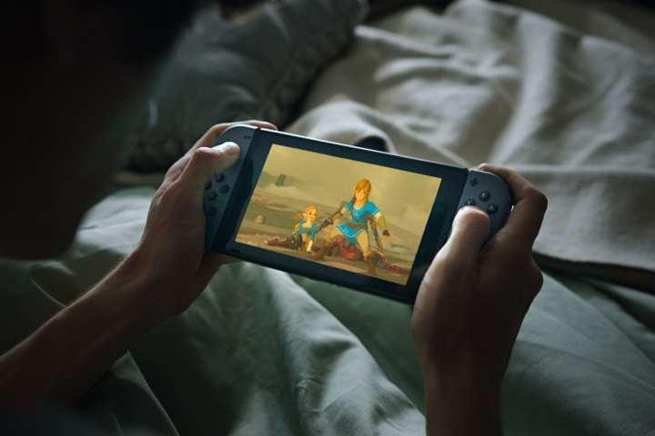 The Legend of Zelda: Breath of the Wild on Nintendo Switch. Photo: Nintendo of America.