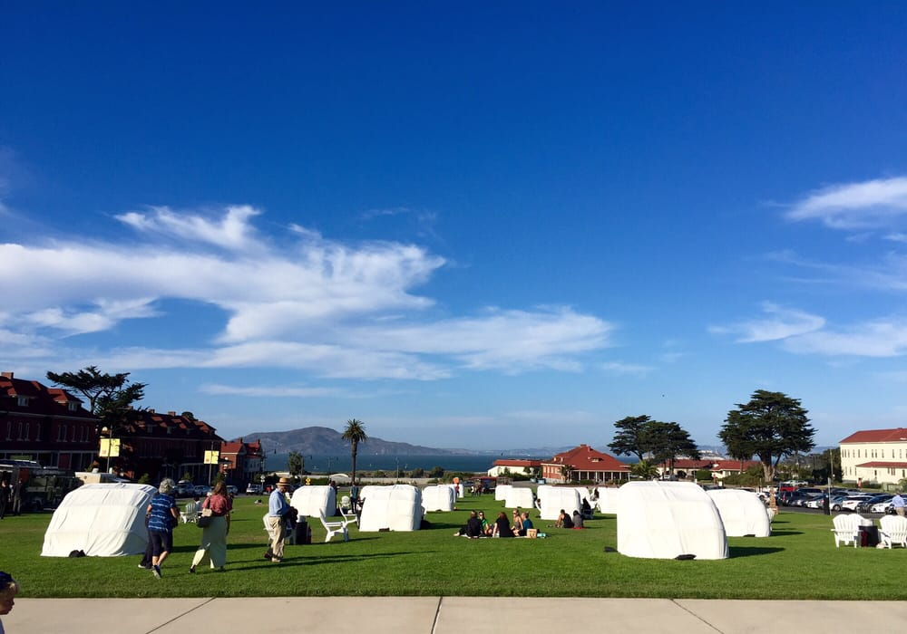 Off the Grid's Presidio Picnic. Photo: Yelp