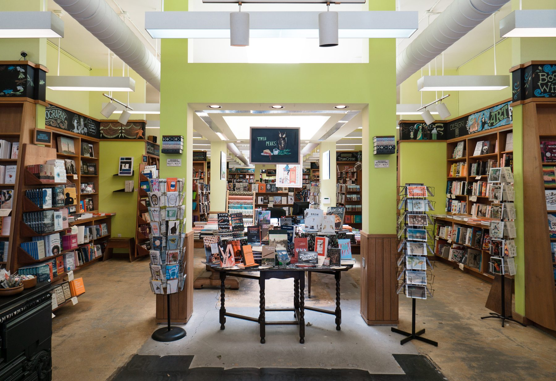 The Booksmith. Photo: Justin Wong, 49miles.com.