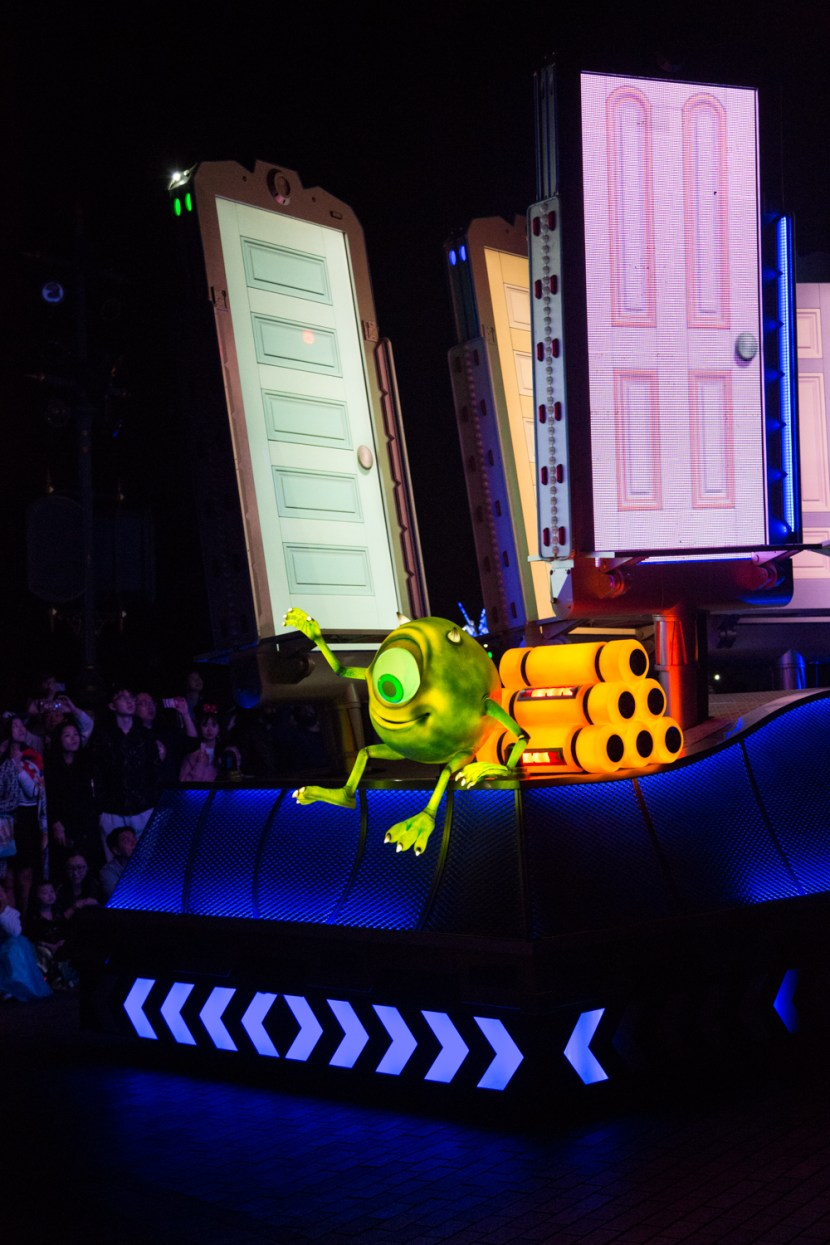 Everything you need to know about Paint the Night Parade at Hong Kong Disneyland
