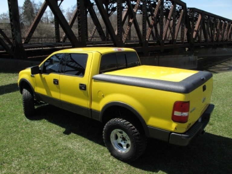 Overland Option A R E Truck Caps And Tonneau Covers