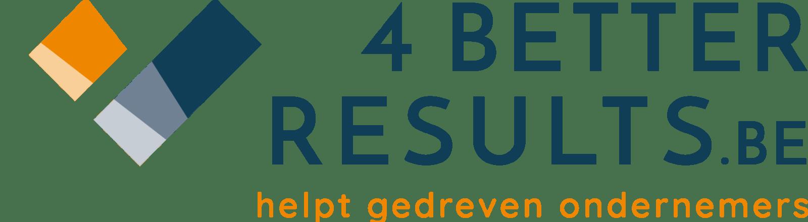 4BetterResults.be: Management Advies en Management Opleiding voor de ondernemer