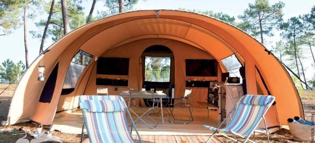 Quel est le matériel nécessaire pour un premier camping