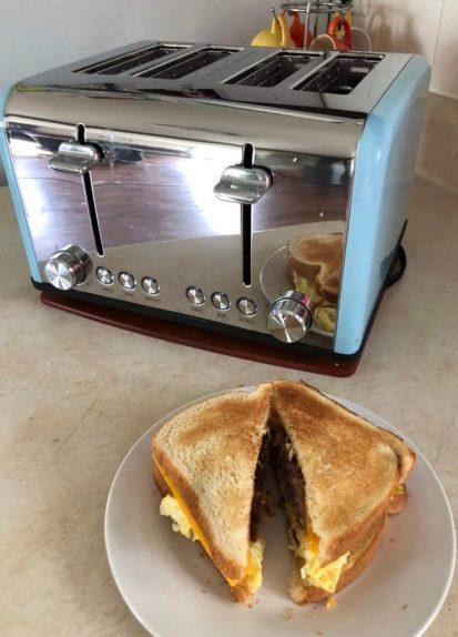 ToBox Breakfast brunch Sandwiches 4chion Lifestyle