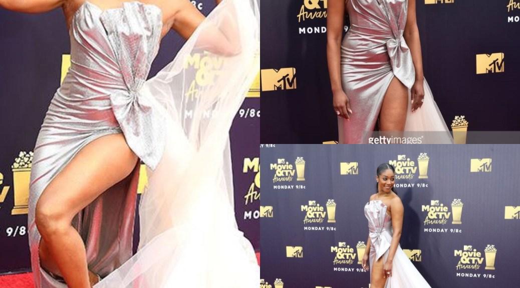 Tiffany Haddish MTV Awards 4chion lifestyle