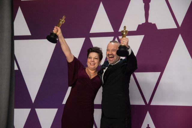 Nina Hartstone and John Warhurst Academy Awards 4chion Lifestyle