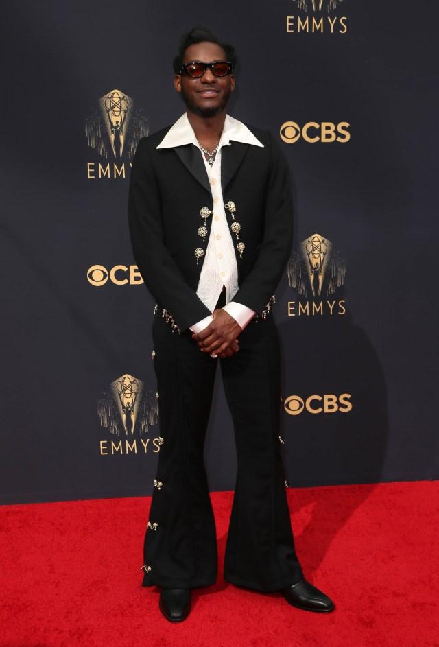 Leon Bridges Emmys Red Carpet 4Chion Lifestyle