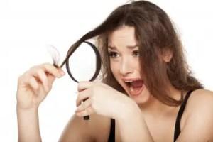 熱で髪の毛にダメージが出る原因!対策方法とは