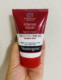 ガサガサ肌でも潤う無敵の保湿クリーム!ニュートロジーナハンドクリームを紹介します
