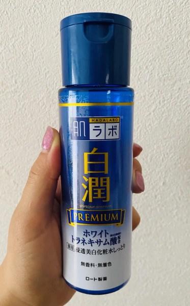 プチプラなのに高級化粧水並の満足感!肌ラボ白潤プレミアム化粧水がすごい!