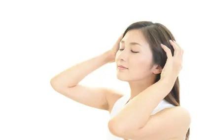 頭皮マッサージの方法!自宅で簡単に実践できます。