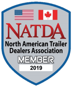 North American Trailer Dealers Association Logo 2019 Canada United States