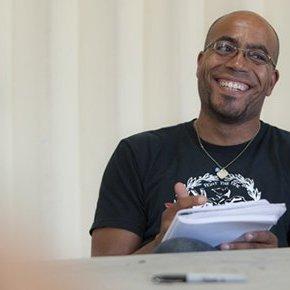 Creative Justice Mentor Artist Daemond Arrindell Embraces Challenge