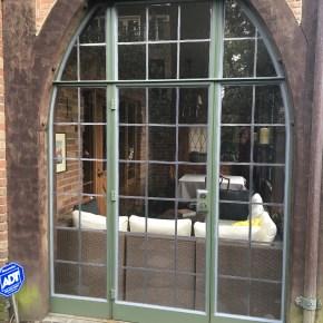 Refurbished Windows at Kirkland's Louis S. Marsh House