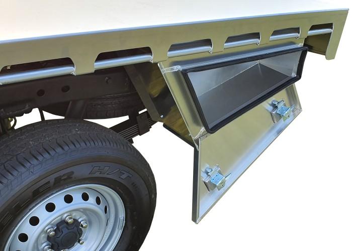 Ford Ranger PX Aluminium Custom Ute Tray 4D Engineering - 03
