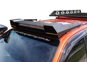 Toyota Hilux Tonka Style Roof LED Light Bar 4D Engineering - 01