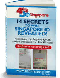 14 Secrets to Win Singapore 4D Revealed!