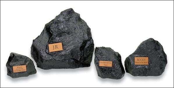 Rock Cremation Urn