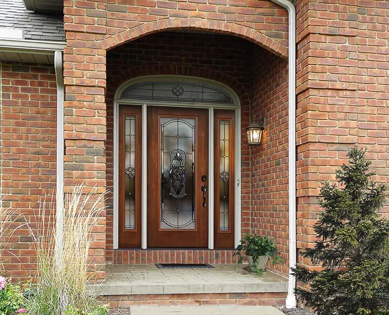 types of exterior doors entry patio