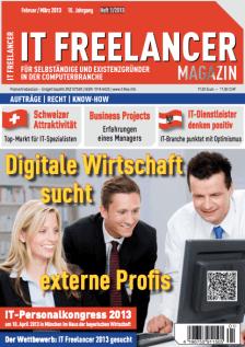 IT Freelancer Magazin