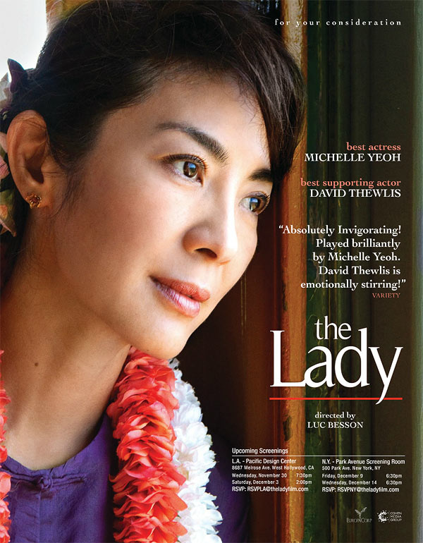 The Lady (2011) Dual Audio Watch Online HD