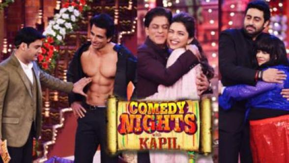 Comedy Nights With Kapil 25th October (2014)