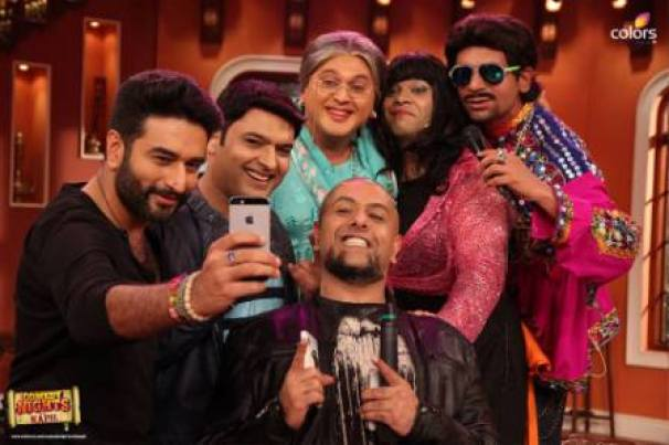 Comedy Nights With Kapil 26th October (2014)