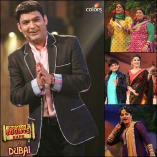 Comedy Nights With Kapil 28th September (2014)