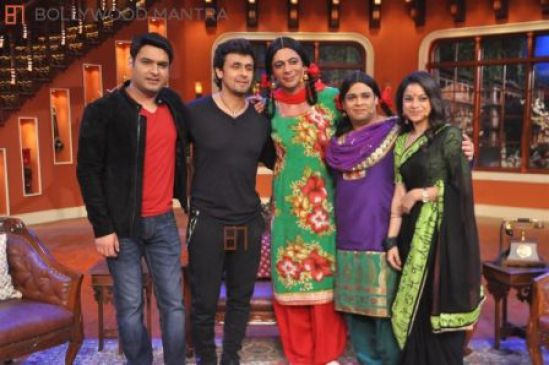 Comedy Nights With Kapil 5th October (2014)
