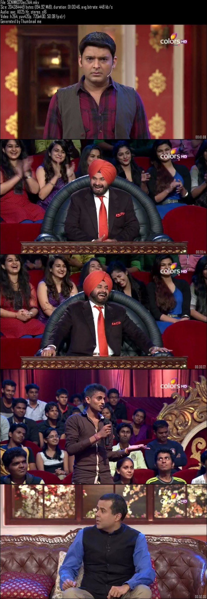 Comedy Nights With Kapil 7th December (2014)2